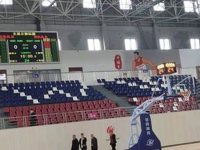 篮球计时记分系统