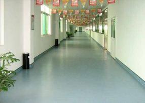 三河PVC塑胶地板厂家