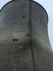 冷却塔堵漏工程