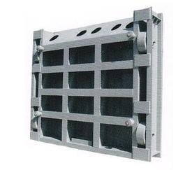 平面滑动铸铁闸门