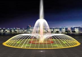 音乐喷泉、景观喷泉、广场喷泉
