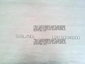 售304不锈钢板材及316L不锈钢平板及使用工况分析