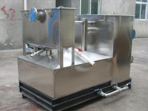 水泵内置式排渣除油隔油提升一体化设备