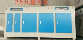 河北诺和环保光氧净化器的生产厂家