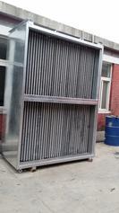 天然气锅炉余热回收器