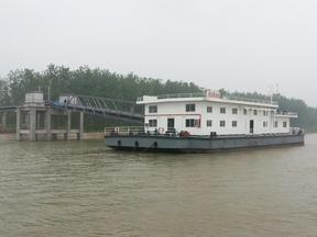 江苏取水泵船厂家价格,汲水泵站
