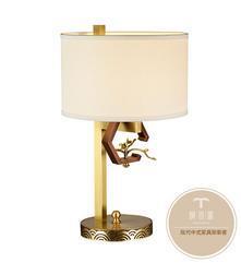 新中式灯饰加盟要考虑哪些问题-铜木源灯饰加盟