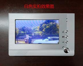 卫锐通4线可视对讲室内机A8L-210K3S7