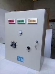 AC通风方式信号控制箱-三防控制箱