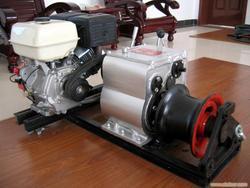 电力专用—手推绞磨,轴转动型机动绞磨