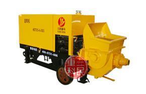 供应泵送式矿用混凝土湿喷机