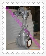 PZ941H-电动排渣闸阀
