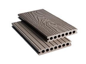 陜西銅川商洛延安榆林渭南漢中安康優質PVC/PE/ASA在線壓花共擠木塑地板廠家