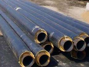 聚氨酯发泡保温钢管结构层介绍