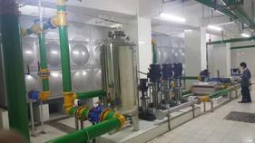 不锈钢水箱(拼装)QLSX北京麒麟水箱有限公司