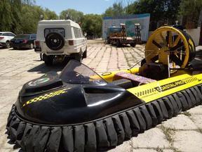 灵动湖面——景区观光气垫船、水陆两栖气垫船