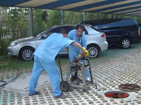 上海静安区污水池清理清洗--清掏抽粪高压清洗管道2014