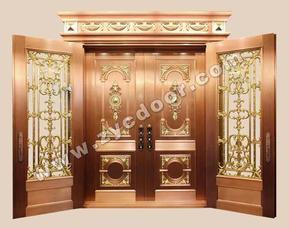 左右臣铜门防盗门,装甲门