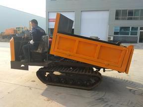 4吨履带运输车 小型履带搬运车