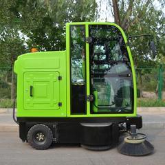 小区物业电动扫地车 厂区小型扫地车可行性强