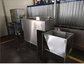 喷漆循环机水处理设备