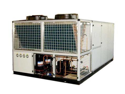 全新风直膨式屋顶空调热回收机组