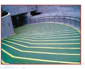 海安防滑坡道/海安止滑车道地坪工程