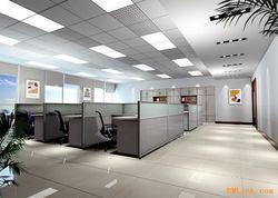 石膏板吊顶设计造价上海工厂吊顶上海厂房吊顶上海办公室装修吊顶