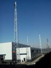 20米、25米、30米、35米、40米避雷塔 避雷塔厂家