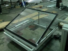 铝合金屋顶电动天窗