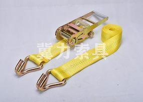 钢丝绳拉紧器什么牌子好-汽车货物捆绑带使用方法-冀力索具
