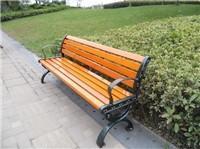买塑木公园椅,松果公用设施更实惠