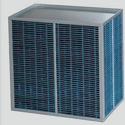 洁能缘板式热回收器(全热、显热)