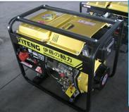 5千瓦三相柴油发电机组|电启动柴油发电机