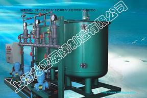 LYGJW无负压静音管中泵组(智能静音叠压供水设备)