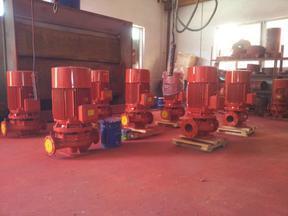 供应大连营口XBD消防泵消防增压稳压泵
