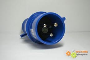 怡达工业插头 三眼16A Y-013(0130106)