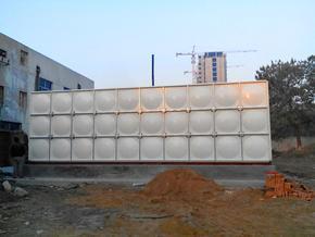 山东德州腾翔方形玻璃钢水箱有限公司,现货供应,厂家直销
