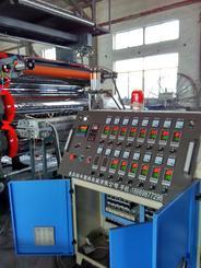 PVC装饰板材挤出生产线 PU片材设备