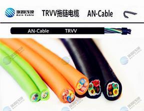 TRVV4X25+1X10,拖链信号电缆,拖链专用电缆