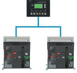 BQ3A框架式双电源控制器 BQ7母联控制器 双电源控制器