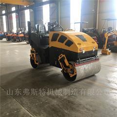 弗斯特FST-3.0T三吨全液压压路机生产厂家