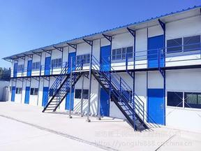 潍坊勇士活动板房,集装箱房,集成房屋