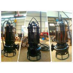 耐高温泥浆泵_高温耐磨砂浆泵_耐热潜水泥沙泵