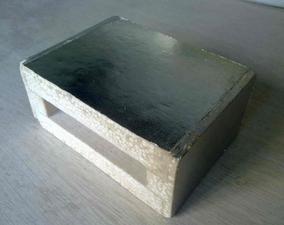 双面铝箔玻镁风管