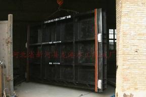 大型钢闸门、平面滑动闸门、定轮闸门