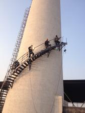 锅炉烟囱安装检测平台公司