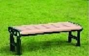 深圳塑木休闲椅价格