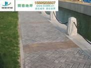 台州压模地坪/台州彩色混凝土/台州艺术压花地坪/台州压模混凝土