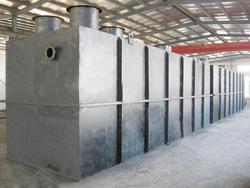 朔州地埋式污水处理装置